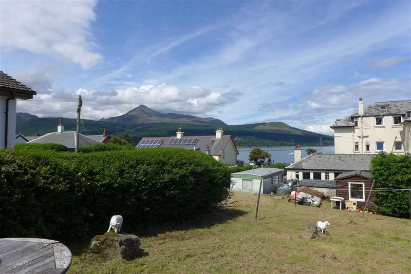 2 Bedrooms Land Commercial for sale in Building Plot Central Brodick, Brodick