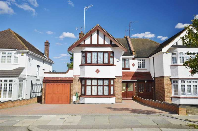4 Bedrooms Semi Detached House for sale in Brookdale, London
