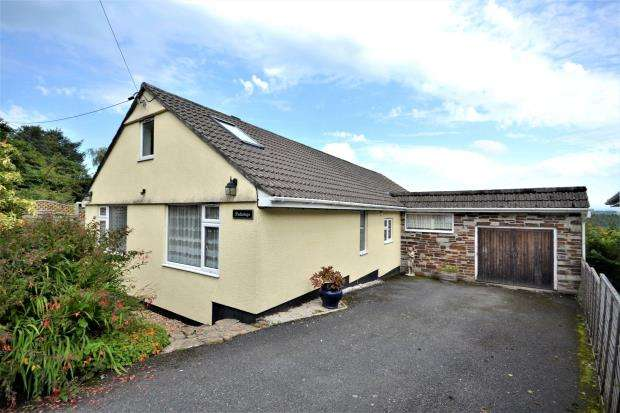 4 Bedrooms Detached Bungalow for sale in Chilsworthy, Gunnislake, Cornwall