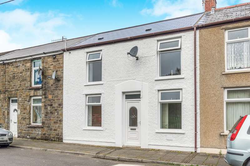 3 Bedrooms Terraced House for sale in Edmondes Street, Tylorstown, Ferndale, Rhondda Cynon Taff CF43