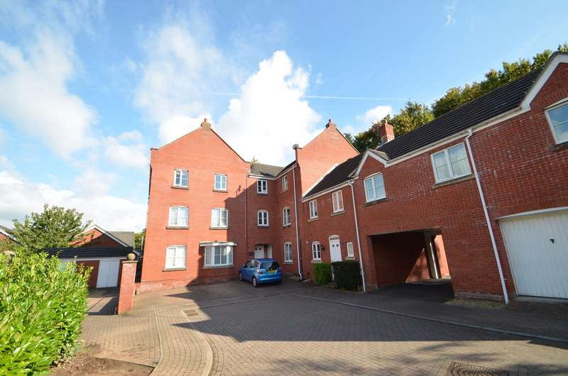 2 Bedrooms Flat for sale in Medley Court, Exeter
