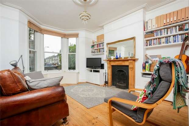 2 Bedrooms Flat for sale in St Marys Mansions, 47 St Marys Road, Harlesden, LONDON