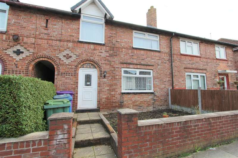3 Bedrooms Terraced House for sale in Burnthwaite Road, Knotty Ash, Liverpool