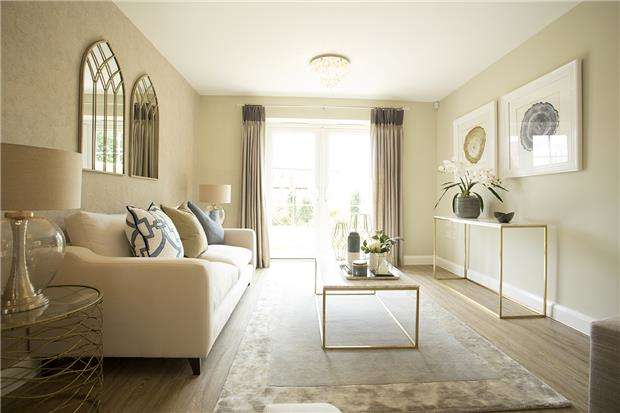 4 Bedrooms Detached House for sale in Burford+, Corsham Rise, Potley Lane, CORSHAM, Wiltshire, SN13 9RX