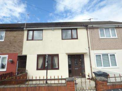 3 Bedrooms Terraced House for sale in Thirlmere Walk, Kirkby, Liverpool, Merseyside, L33