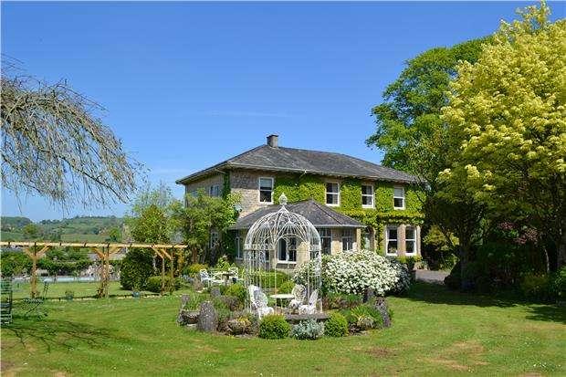 6 Bedrooms Detached House for sale in Hanham Lane, Paulton, NR BATH, BS39 7PF