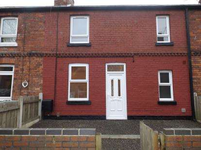 3 Bedrooms Terraced House for sale in Chapel Terrace, Newstead Village, Nottingham, Nottinghamshire