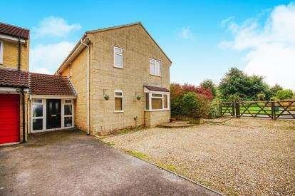 4 Bedrooms Link Detached House for sale in Stirling Close, Yate, Bristol, Gloucestershire