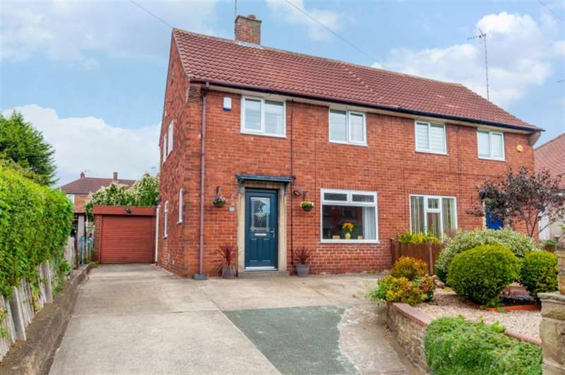 2 Bedrooms Semi Detached House for sale in Water Lane, Farnley, LS12 5LX
