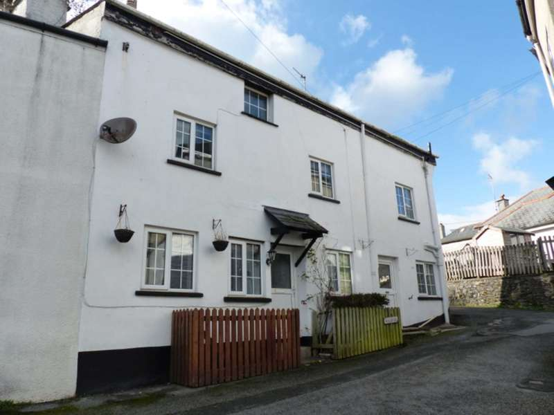 4 Bedrooms Semi Detached House for sale in Loddiswell