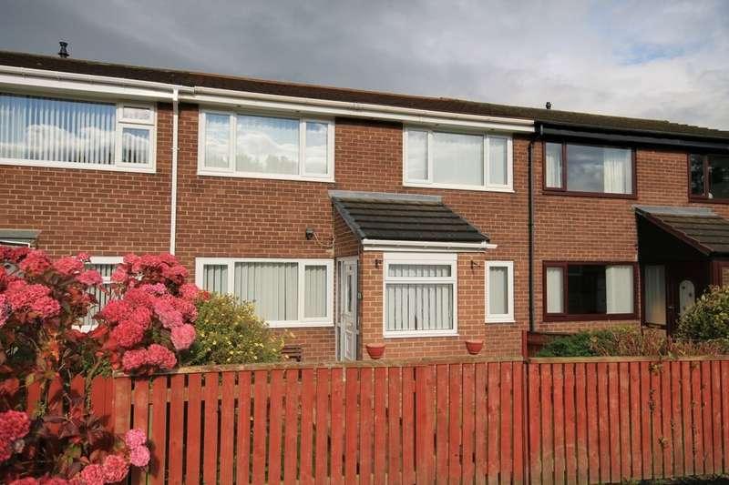 3 Bedrooms Property for sale in Castledene Road, Consett, DH8
