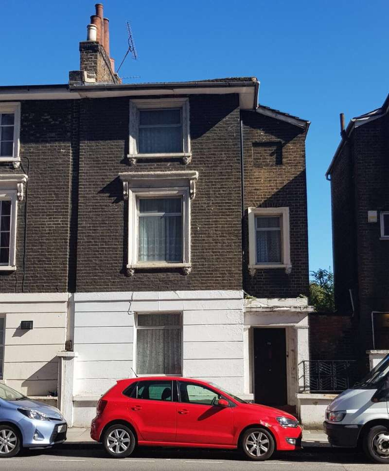 4 Bedrooms Semi Detached House for sale in Highgate Road, Kentish Town, London, NW5 1PA