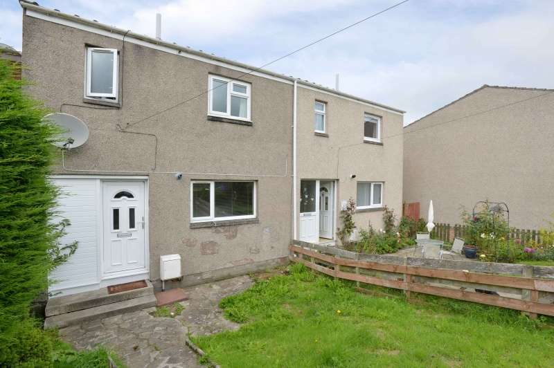 2 Bedrooms Terraced House for sale in Kaimes Grove, Kirknewton, West Lothian, EH27 8AY