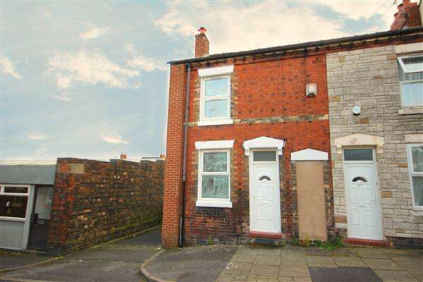 2 Bedrooms Terraced House for sale in Parsonage Street, Tunstall, Stoke-on-Trent