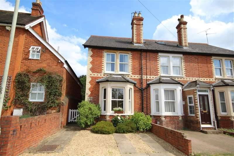 3 Bedrooms End Of Terrace House for sale in London Road, Twyford, RG10