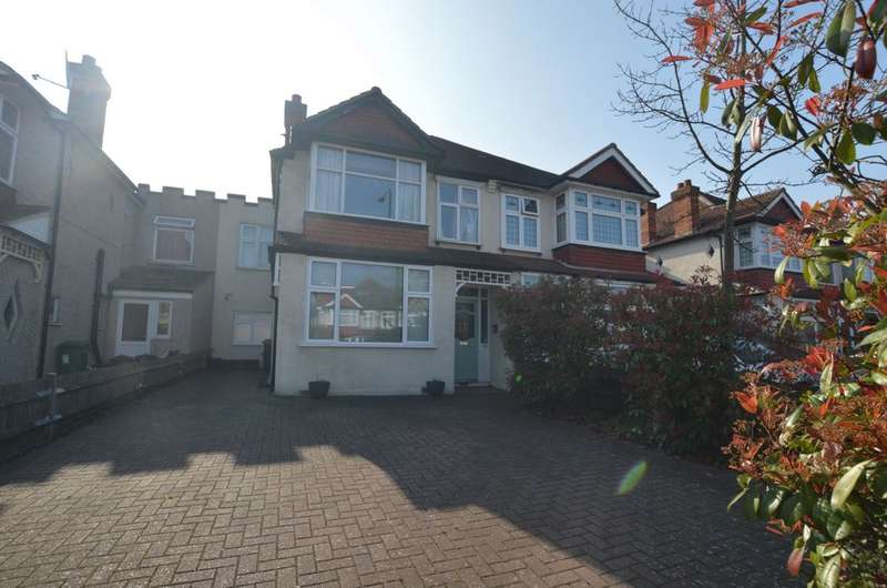 2 Bedrooms Maisonette Flat for sale in Kent House Road, Beckenham, BR3