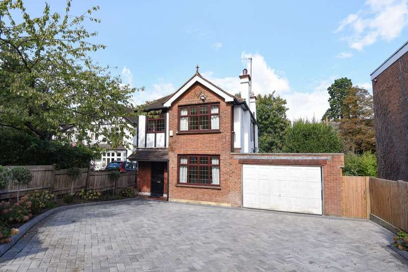 4 Bedrooms House for sale in Crystal Palace Park Road, Sydenham, SE26