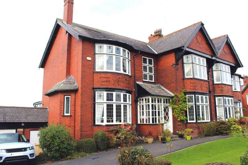 4 Bedrooms Semi Detached House for sale in Markland Hill Lane, Bolton