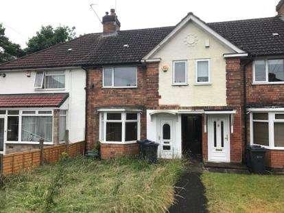 3 Bedrooms Terraced House for sale in Rodbourne Road, Birmingham, West Midlands