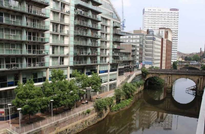2 Bedrooms Apartment Flat for rent in St Marys Parsonage, Manchester