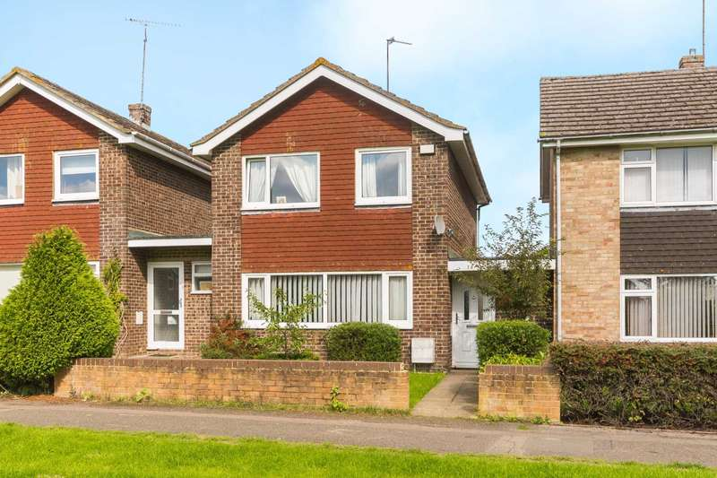 3 Bedrooms Link Detached House for sale in Farmers Close, Witney