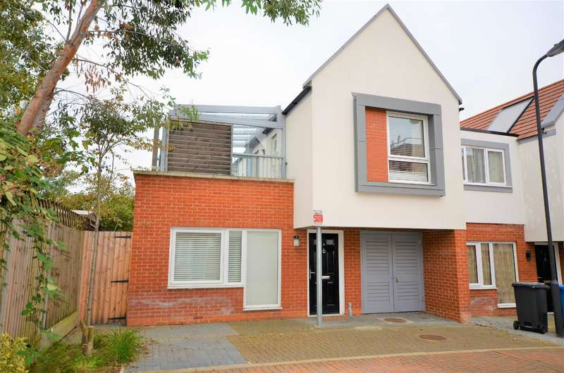 2 Bedrooms End Of Terrace House for sale in Osprey Lane, Harrow, Middlesex, HA2 0FY