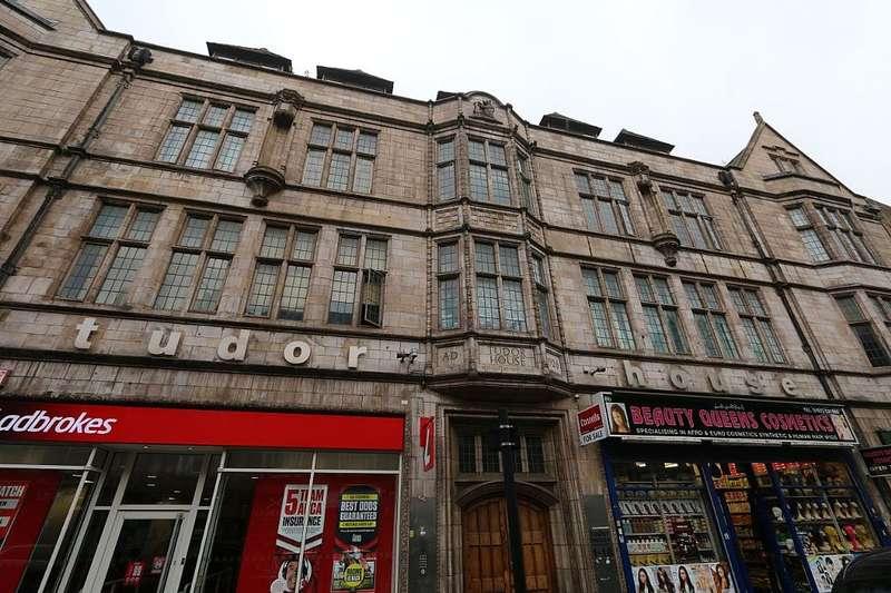 1 Bedroom Flat for sale in Tudor House, Bridge Street, Walsall, West Midlands, WS1 1EW