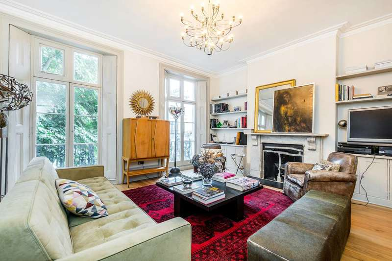 5 Bedrooms House for sale in Hereford Road, Notting Hill, W2