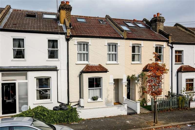 3 Bedrooms Terraced House for sale in Cochrane Road, London, SW19
