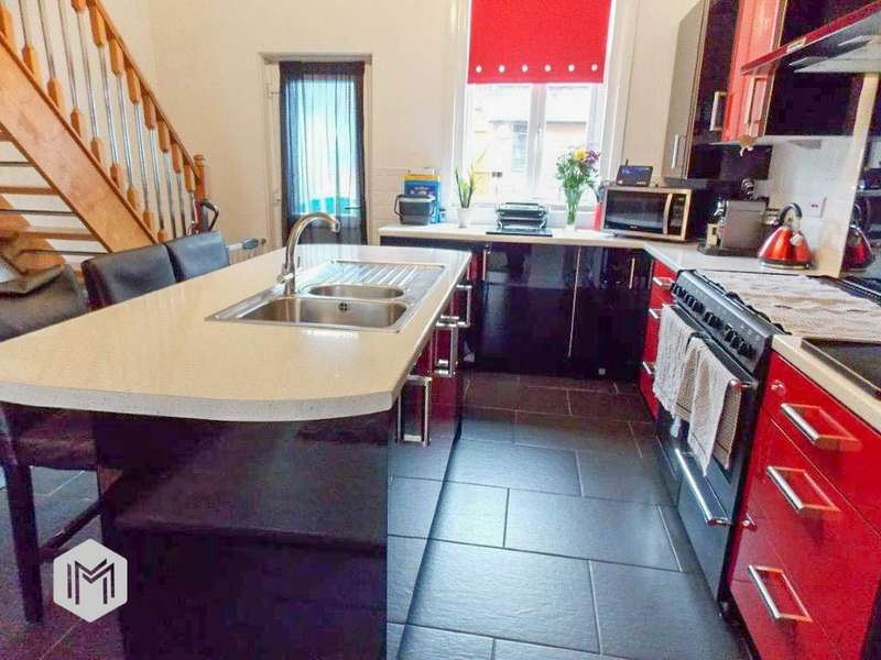 2 Bedrooms Terraced House for sale in Arnold Street, Bolton, BL1