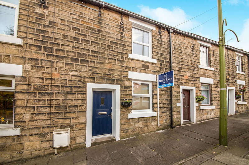 3 Bedrooms Terraced House for sale in Mottram Road, Broadbottom, Hyde, SK14