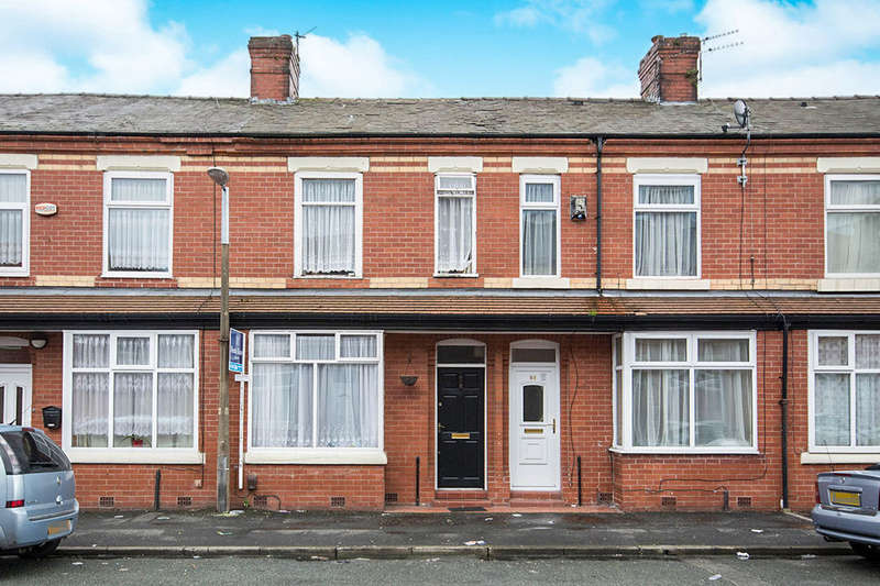 2 Bedrooms Terraced House for sale in Romney Street, SALFORD, M6