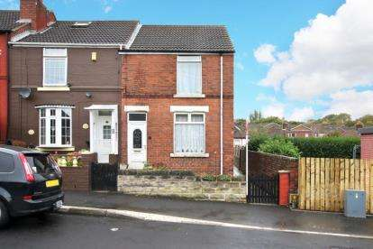 3 Bedrooms End Of Terrace House for sale in Whinmoor Road, Sheffield, South Yorkshire