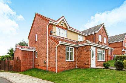 3 Bedrooms Detached House for sale in Trent Way, Litherland, Liverpool, Merseyside, L21