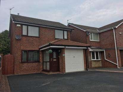 3 Bedrooms Detached House for sale in Levensgarth Avenue, Fulwood, Preston, Lancashire, PR2