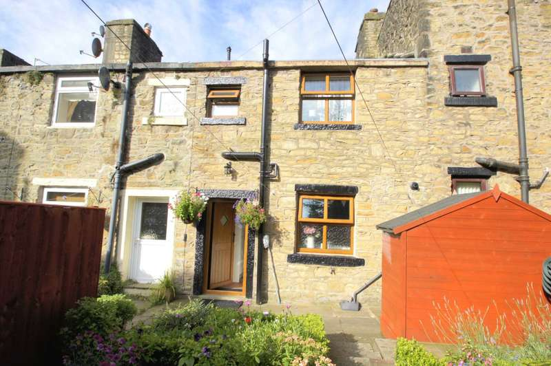 2 Bedrooms Cottage House for sale in Blackburn Road, Egerton