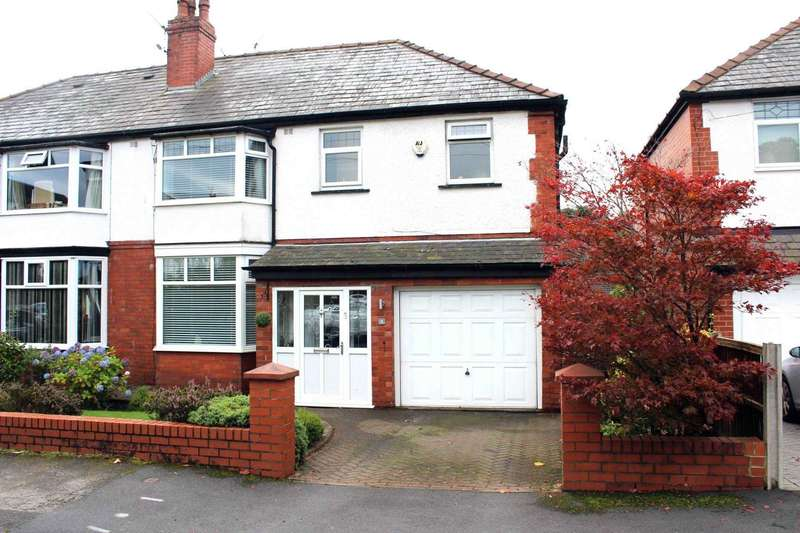 4 Bedrooms Semi Detached House for sale in Verdure Avenue, Bolton