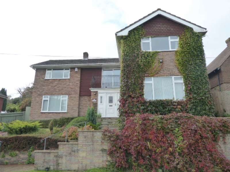 5 Bedrooms Detached House for sale in Hill Road, Lewes