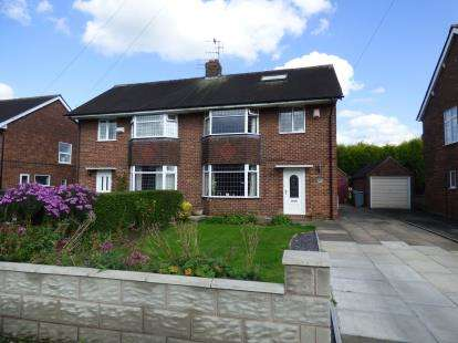 3 Bedrooms Semi Detached House for sale in Lime Grove, Alsager, Cheshire