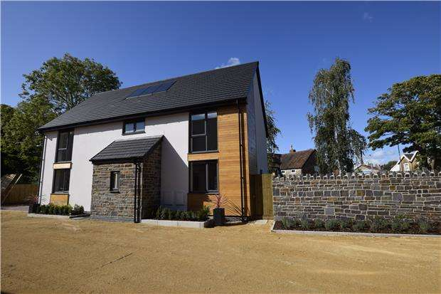 4 Bedrooms Detached House for sale in High Street, Portishead, Bristol, BS20 6QL