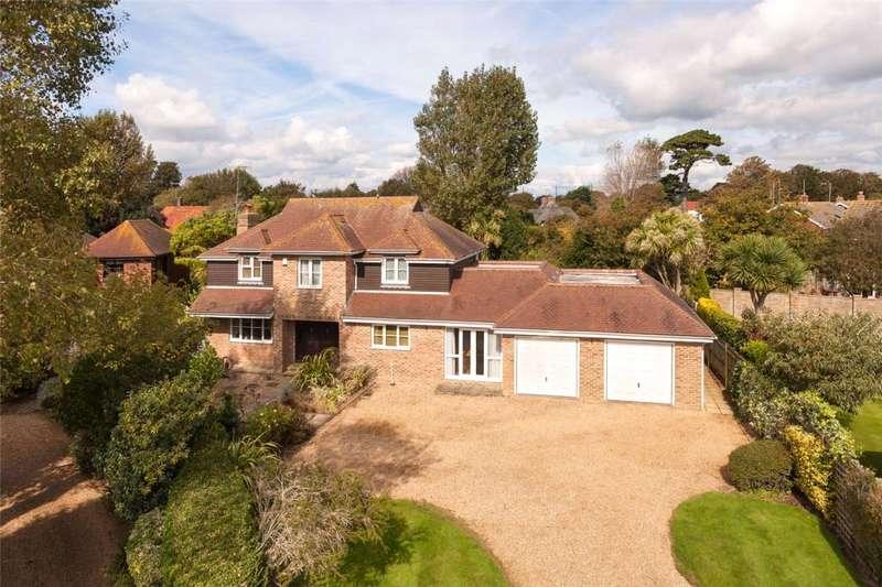 4 Bedrooms Detached House for sale in Old Point, Middleton-On-Sea, Bognor Regis, West Sussex, PO22
