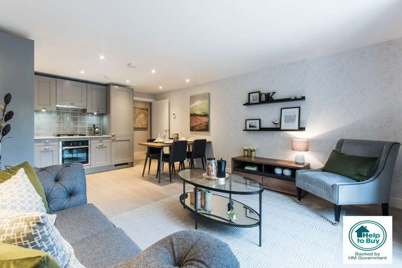 3 Bedrooms Apartment Flat for sale in Lower Sunbury