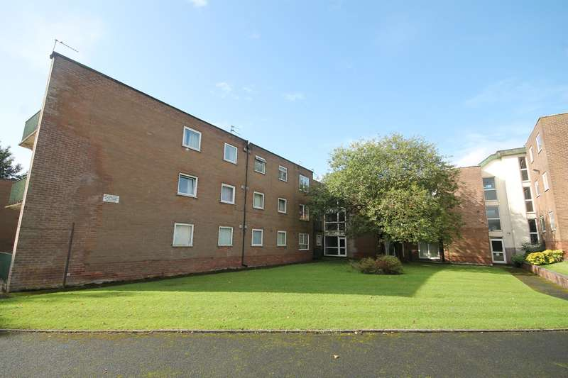 2 Bedrooms Flat for sale in Hill View Court, Astley Bridge , Bolton , BL1 8NT