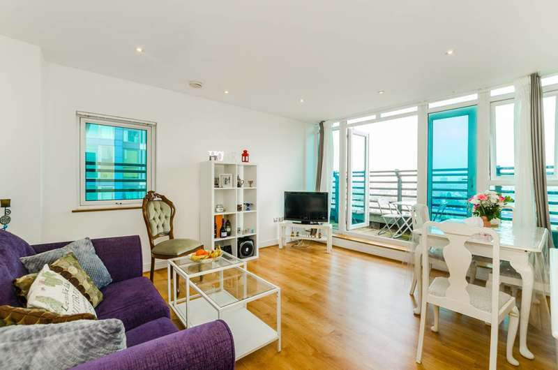 2 Bedrooms Penthouse Flat for sale in High Street, Stratford, E15