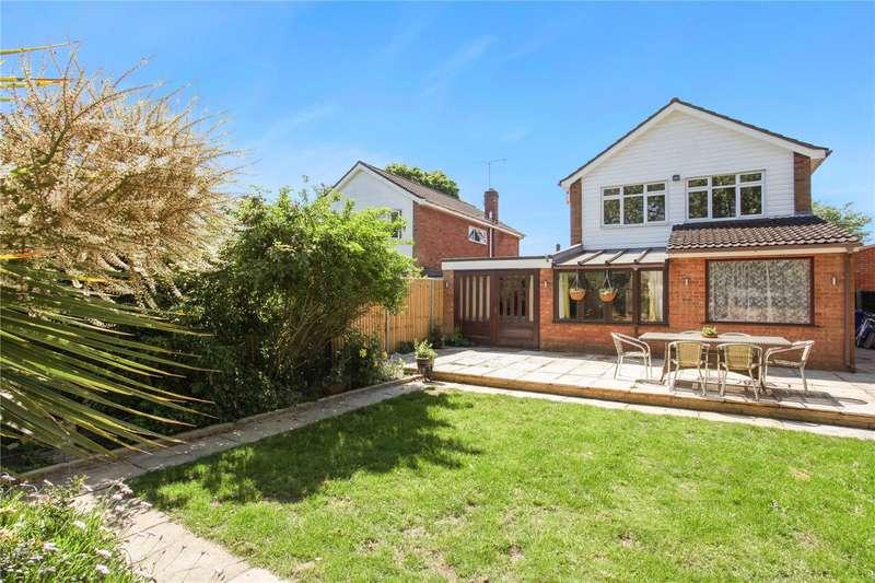 4 Bedrooms Detached House for sale in Green Lane, Windsor, Berkshire, SL4