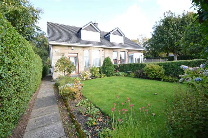 3 Bedrooms Semi Detached House for sale in Glasgow Road, Blantyre