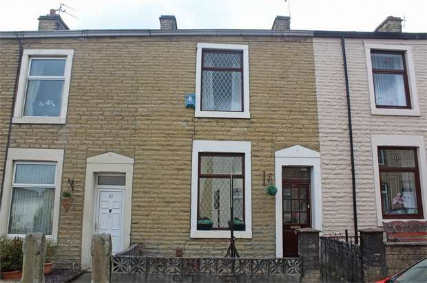 2 Bedrooms Terraced House for sale in James Street, Great Harwood, Blackburn, Lancashire