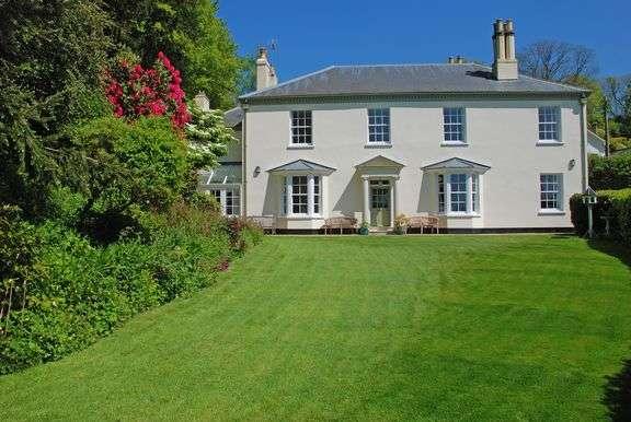 6 Bedrooms Detached House for sale in Salcombe Regis, East Devon AONB