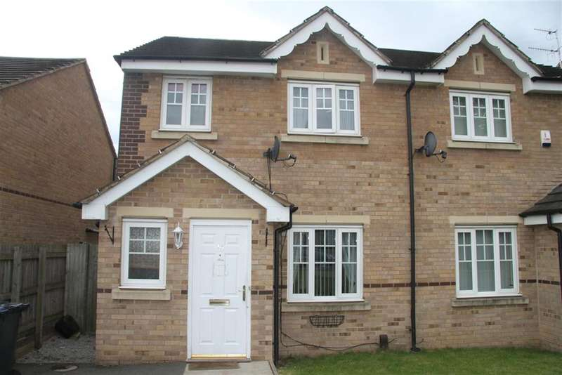 3 Bedrooms Semi Detached House for sale in Yewdall Way, Bradford, , BD10 8EE
