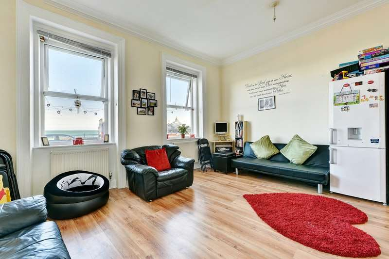 2 Bedrooms Flat for sale in Marine Parade, Eastbourne, East Sussex, BN21